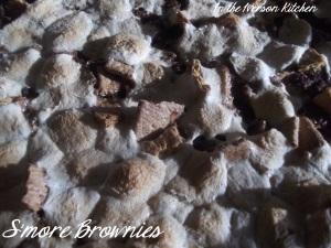 S'more Brownies